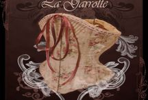 LA GARROTTE CORSET / Dark Enchantment