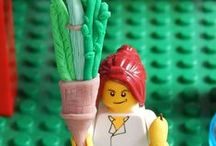 Lego Sukkah Madness! / Legos are the perfect for Sukkot!