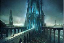 Legendarium / Sci Fi and Fantasy Inspiration / by Evonne Kéy