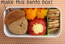 Food - Bento Box Ideas / Yum yum look at that grub.