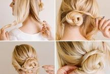 Blonde / Hair