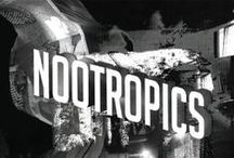 What are Nootropics? / Informative information to show you how beneficial nootropics can really be for your everyday life. Boost your cognitive performance, your mental elasticity, and much more!