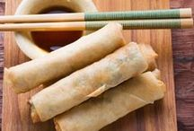 Chinese cuisine / we love CHINESE FOOD!