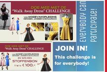 CHALLENGE 2015 - WALK AWAY DRESS