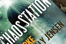 Chaos Station / Science Fiction Romance (m/m)  Published by Carina Press