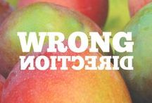Wrong Direction / Contemporary Romance (m/m)