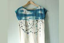 silk and indigo / silk, indigo, indigo blue, natural indigo