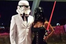 Best Halloween Costumes for Couples / Be the best dressed couple at the party. Start shopping now! Repin to your own inspiration board.  #gofindfashion #halloween #couplecostume #halloween2016 #dressup #couple #costume