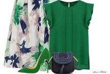 Green with Envy / Greedy for all things green? Follow this board. #green #gogreen #greenthings #women #womensfashion #style #fashion #gofindfashion