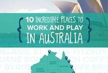 Australia Working Holiday Visa Tips / Hints and tips from blogs based on Australia working holiday visa information