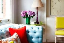 Dream Decor / concepts, colors, furniture, art, and misc. things I will have in my own flat one day... / by Regine Nehy