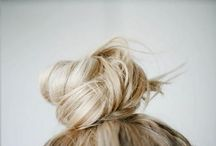 Hair / Hairstyles of all kinds that I love. / by Sarah Helt