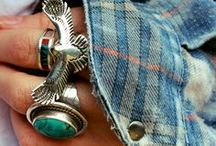 Jewelz / Rings, bling, and magical things. / by Annette Graf