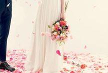 Weddings / by Liz Adams // Sequins & Stripes