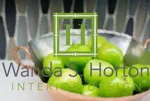 Wanda S. Horton Interior Design - Portfolio / Beautiful interiors for your life's stage and lifestyle.  Experience the luxury of home.  www.wandashorton.com