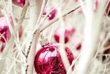 ~ Holiday Decor ~ / Making things look really pretty for the holidays.