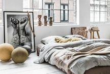 I N D O O R  S P A C E S / Beautiful and Unique Interiors / by Pat Novak