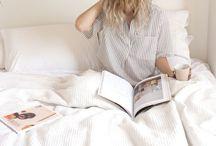 ~ Lazy-Days ~ / comfy cozy pretty weekends