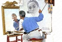 Norman Rockwell / by Saturday Evening Post