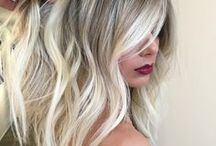 inspiration :: hairstyles / effortless styles, cool color concepts, and new ideas...