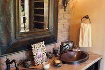 Downstairs Bath / by Angela Gifford