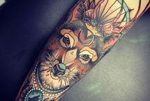 Tattoo / by Brittany Jarboe