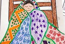 Quilts & Pioneers / by Cathy Grant