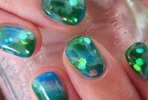 pretty nails / by Soleil Anda Tierney