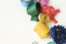 ~ The Joy of Gifting ~ / Fun wrapping ideas. Presentation, Presentation, Presentation...