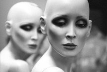 Mannequins and Pin Heads / by C.b
