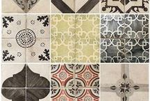 Tile / From back splashes to floors to embedded art pieces, feel free to browse the collection of gorgeous options I source for my interior design clients.  Be careful . . . you might just be inspired!  www.wandashorton.com