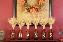 Thanksgiving / by Rachelle Souten