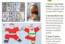 Holiday Gift / Yoga Holiday Gift Ideas! / by Yummi Yogi