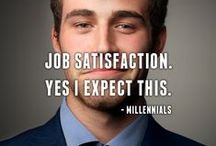 Millennials / Everything you want to know about Millennials... Explained through posters