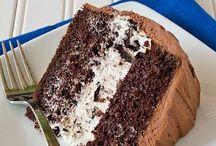 Cakes / by Diane Steward