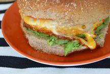 Burgers / by Diane Steward