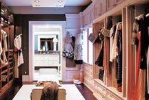 closets / by Soleil Anda Tierney