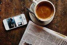 C A F E . I N T U I T I O N / Cafés, Coffees and Conversations / by Pat Novak