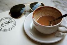 Coffee & Sunglasses