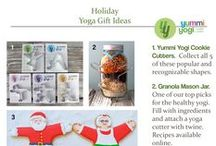 Yummi Yogi Holiday Gift Guide! / by Yummi Yogi