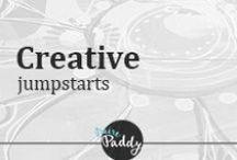 creative jumpstarts