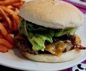 Burger, Burger and more Burger