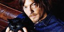 Men that Love Cats!