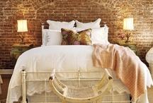 Bedrooms / by Annette Metten