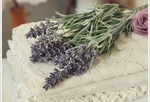 """LaVeNdEr & LiLaCs / """"Ladies fair, I bring to you; Lavender with spikes of blue. Sweeter plant was never found, growing on our english ground.""""     -Caryl Battersby / by CarolLynn Gregson"""