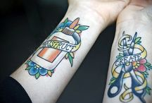 ink / tattoo love / by Eva Morell