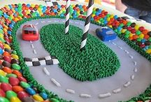 Ayden & Jaxon Birthday Party Ideas / by Kensi Dickerson