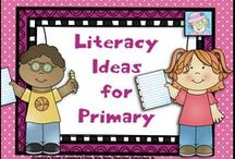 Literacy Ideas for Primary / This board is full of engaging reading and writing activities for the primary classroom.  / by Teacher Tam