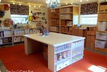 Craft Room Sanctuary