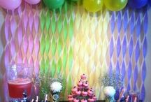 Party Ideas / by Jackie Becraft